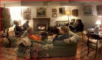 Foss Cottage luxury holiday accommodation