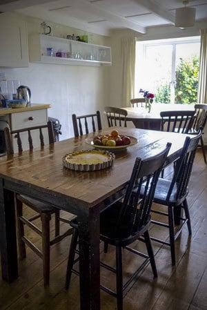 Foss Cottage kitchen