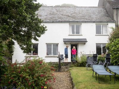 Foss Cottage East Prawle self-catering accommodation