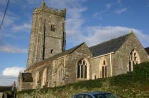 parish church for East Prawle St Sylvester's Church, Chivelstone
